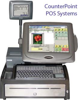 AMS Retail Solutions - NCR Counterpoint POS System #