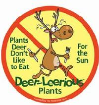 The Perennial Farm:  Deer-Leerious Plants